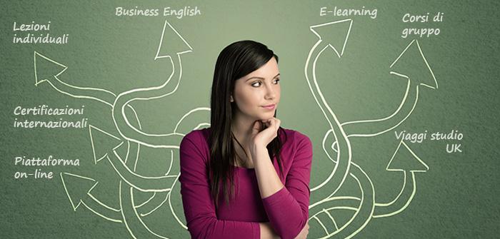 scegliere corso di inglese