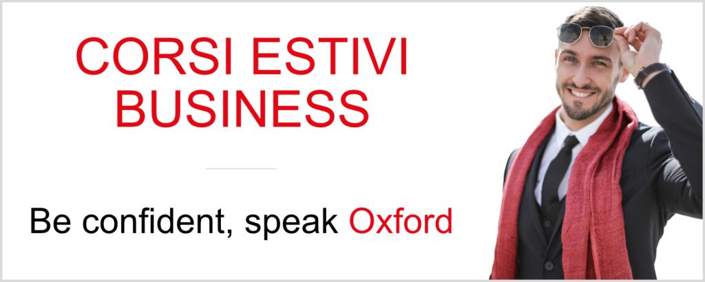 Corsi di inglese - Business